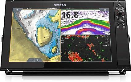 Simrad Evo 3 - SIM-000-13236-001, 16: Amazon.es: Deportes y aire libre