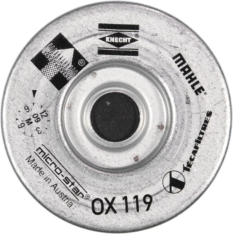 Öllfilter Mahle Knecht Ox119 Auto