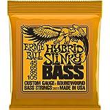 【正規品】 ERNIE BALL ベース弦 ハイブリッド (45-105) 2833 Hybrid Slinky Bass