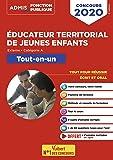 Concours Educateur territorial de jeunes enfants - Tout-en-un - Catégorie A - Concours 2020