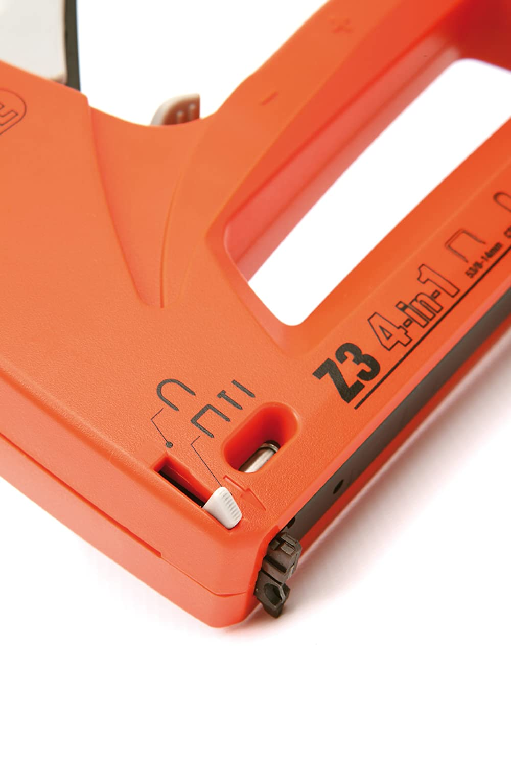 plastik Tacwise Tacwice 1022 Z3 4-in-1 Handnageltacker Orange