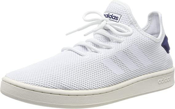 adidas Court Adapt Men's Sneakers, Size: 7.5, White