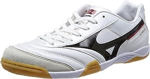 0a463edad8 Mizuno Men s MORELIA IN 12KF35009 Futsal Shoe  JAPAN IMPORT  White