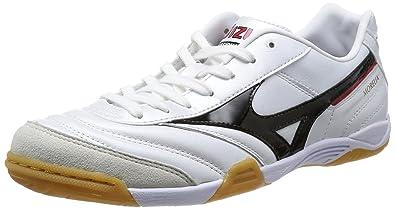 sports shoes f8f57 e85c4 Amazon.com | Mizuno Men's Morelia in 12KF35009 Futsal Shoe ...