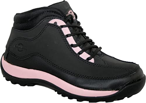LACE UP Steel Toe Cap Ladies Work Boots