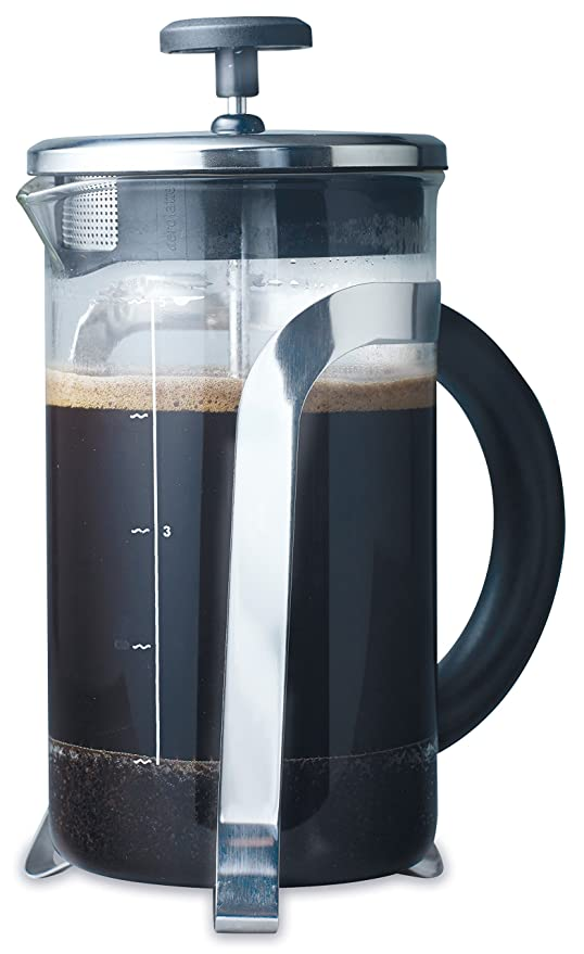 Amazoncom Aerolatte 5 Cup French Press Coffee Maker 20 Ounce
