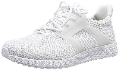 342517616900, Baskets Slip-on Homme, Blanc (White 2000), 43 EUBugatti