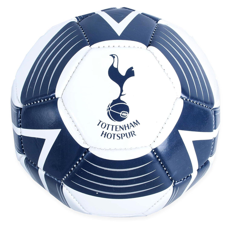 Tottenham Hotspur FC公式ギフトサイズ1 Football Navyブルー&ホワイト B010JBBE18