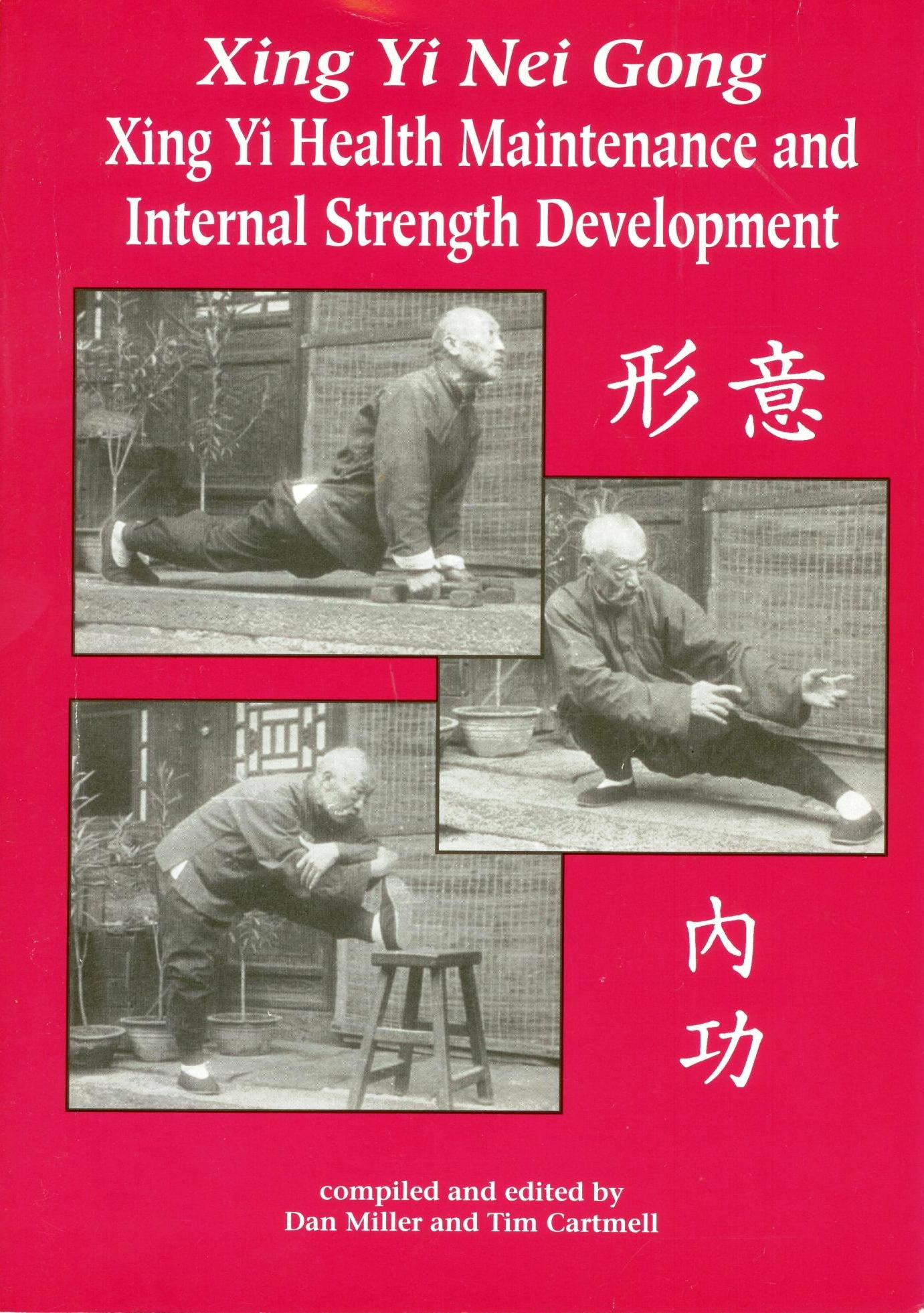 Xing Yi Nei Gong: Health Maintenance and Internal Strength Development: Dan  Miller, Tim Cartmell, Dan Millman: 9781883175047: Amazon.com: Books