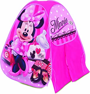 Playhut Minnie C& N Play Tent  sc 1 st  Amazon.com & Amazon.com: Disney Minnie Mouse Bow-tique Pop Up Tent: Toys u0026 Games