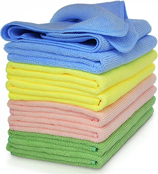 this works! cleaning FREE SHIPPING-Lens Cloth 100 piece pack Micro Fiber cloth