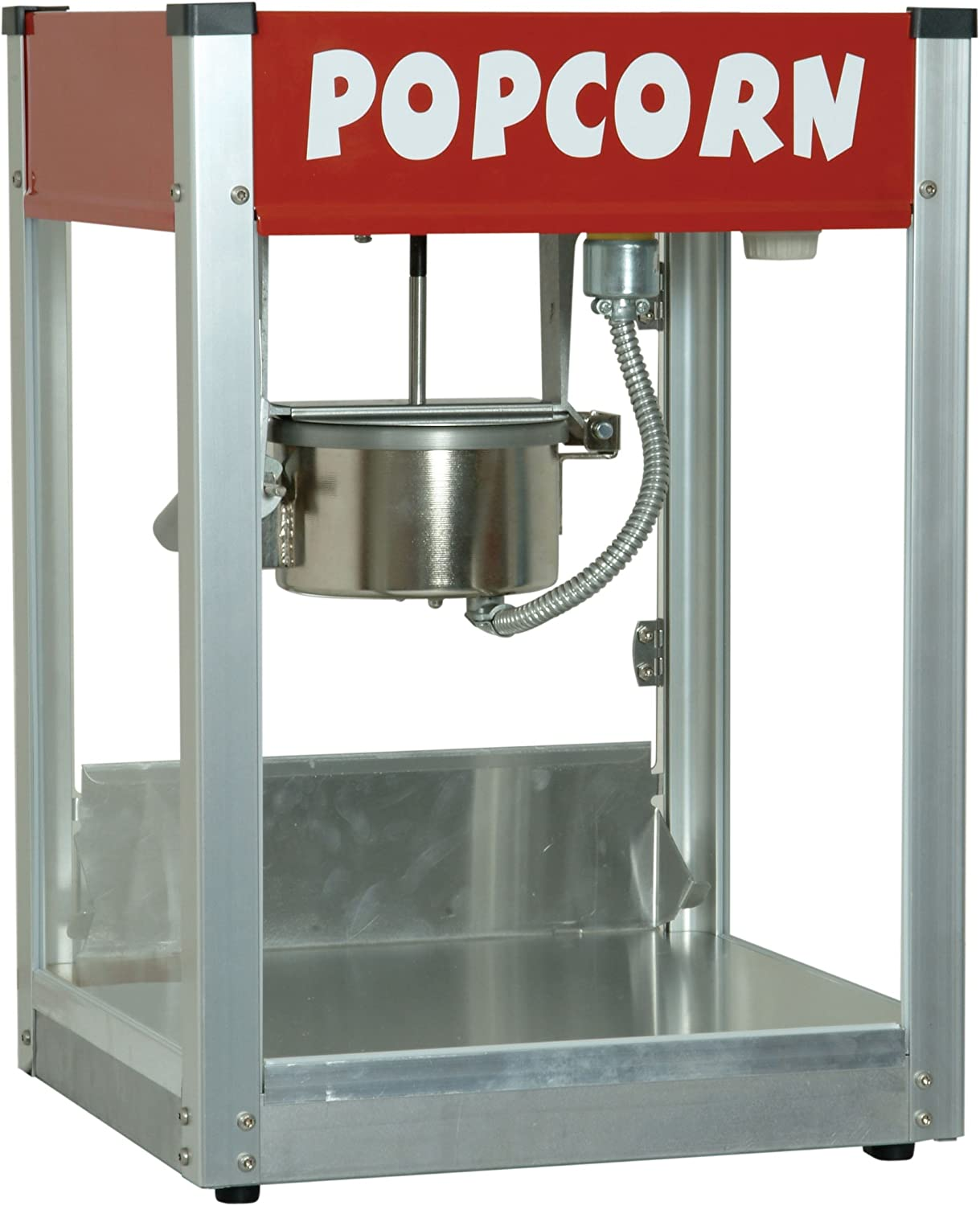 Paragon – Manufactured Fun Thrifty Pop 4 Ounce Popcorn Machine for Professional Concessionaires Requiring Commercial Quality High Output Popcorn Equipment