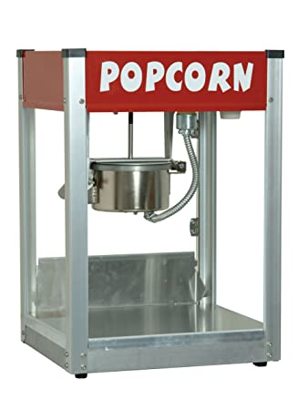 Paragon Thrifty Pop 4 Ounce Popcorn Machine for Professional Concessionaires Requiring Commercial Quality High Output Popcorn Equipment
