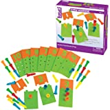 Lauri Number Puzzle Boards & Pegs