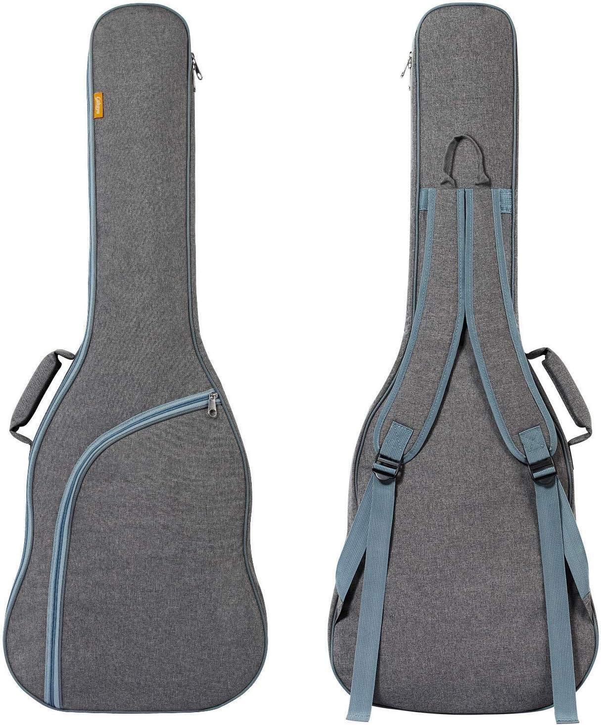 Amazon.com: CAHAYA Electric Guitar Bag Padded Electric Guitar Gig ...