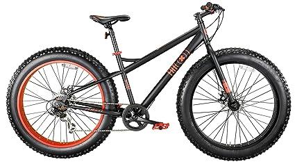 "Bicicletas arena y nieve MBM FAT MACHINE 26 "", frenos de disco (Matt"