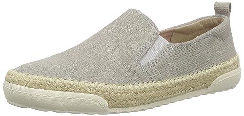 Tamaris24647 - Mocasines Mujer, Color Gris, Talla 36: Amazon.es: Zapatos y complementos