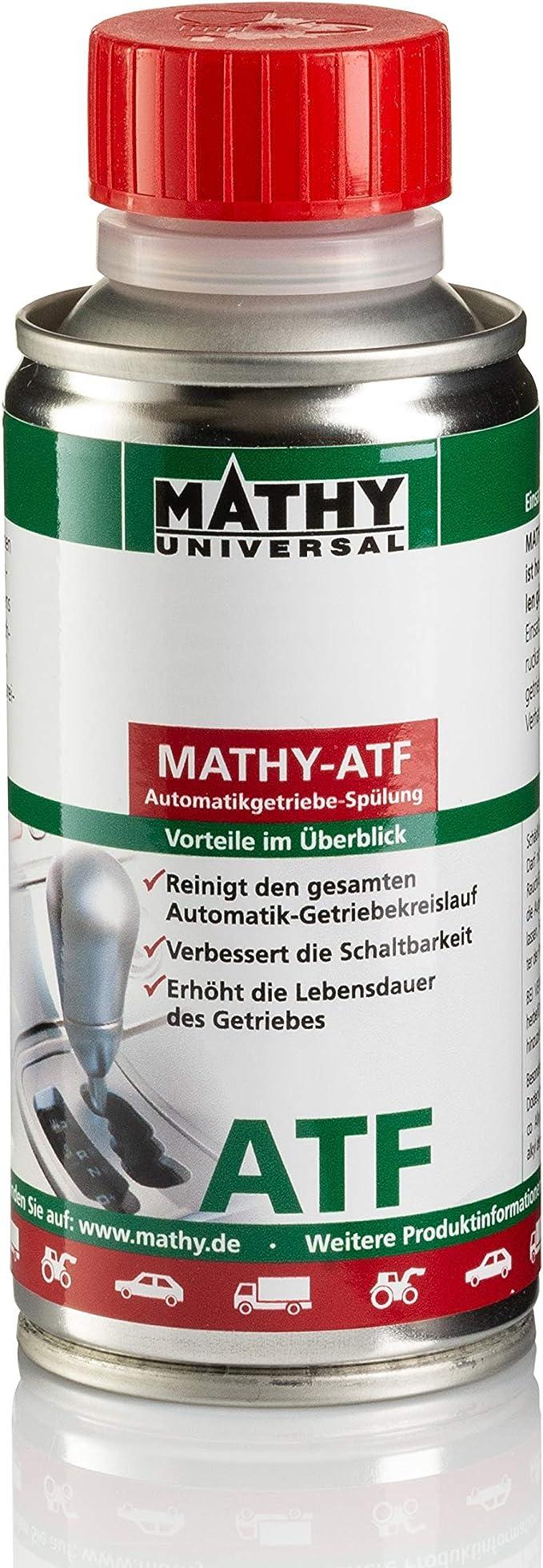 Mathy Atf Automatikgetriebe Reiniger Spülung 150ml Spülung Gegen Schaltprobleme Auto