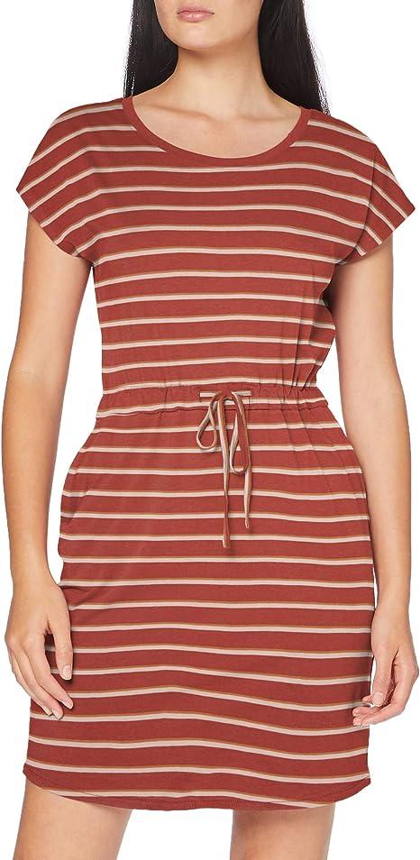 Vero Moda Vmapril SS Short Dress Ga Noos Vestito Donna