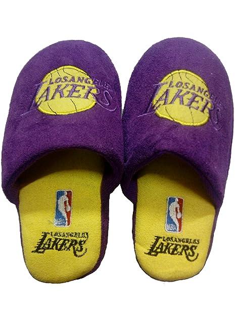 super popolare dove posso comprare vendibile NBA Pantofole Bambino Losangeles Lakers Viola/Giallo tg31 ...