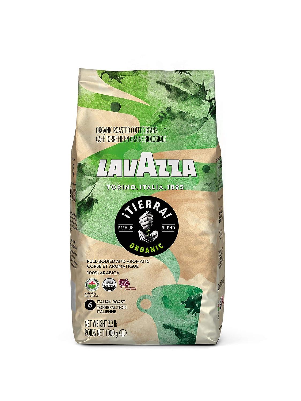 Lavazza Organic Tierra Review