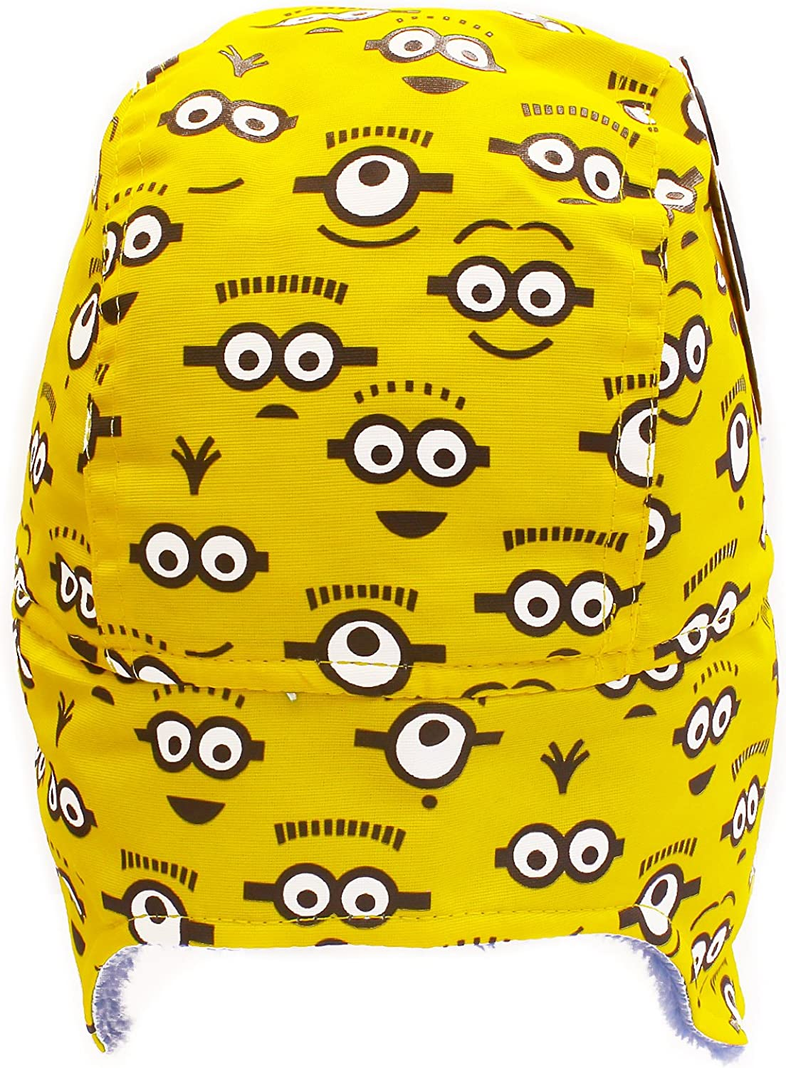 DESPICABLE ME MINIONS Boys Kids Winter Trapper Hat Age 1-6 Years