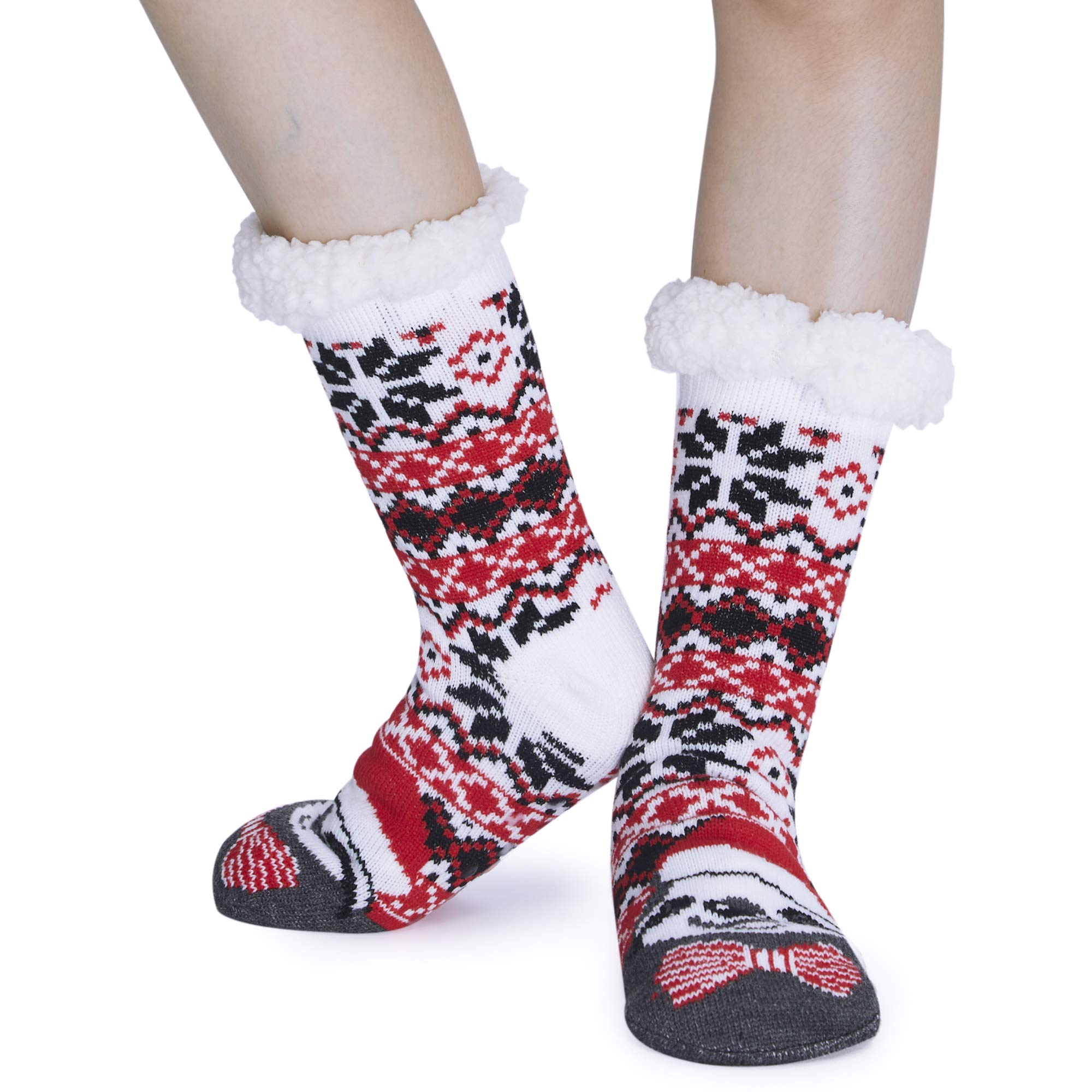 Raisevern Xmas slipper socks