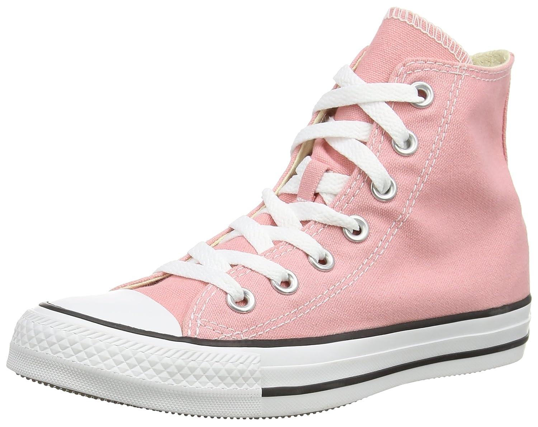 Converse Chuck Taylor All Star, Zapatillas Altas Unisex Adulto 35 EU|Rosa (Daybreak Pinkwhite/Blackdaybreak Pinkwhite/Black)