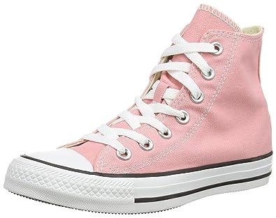 cd019a8f2ee2ea Converse Unisex Adults  Chuck Taylor All Star Hi-Top Sneakers