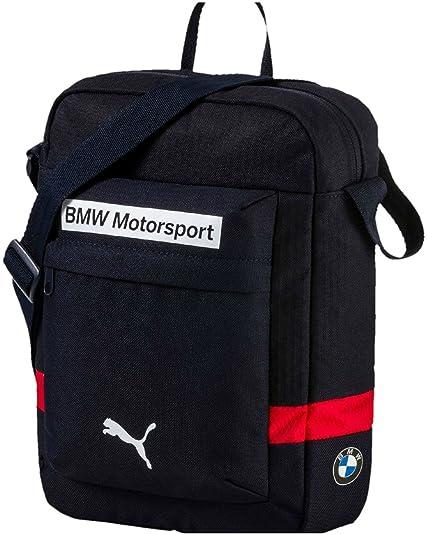 728e068e5587 Puma BMW Motorsport Portable Shoulder Bag 074488-02 Navy Blue Unisex Men s  Women s 100% Genuine  Amazon.co.uk  Shoes   Bags