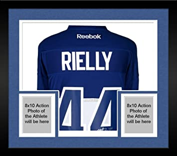 new product 16f4a b2bd1 Morgan Rielly Toronto Maple Leafs Autographed 2017 ...
