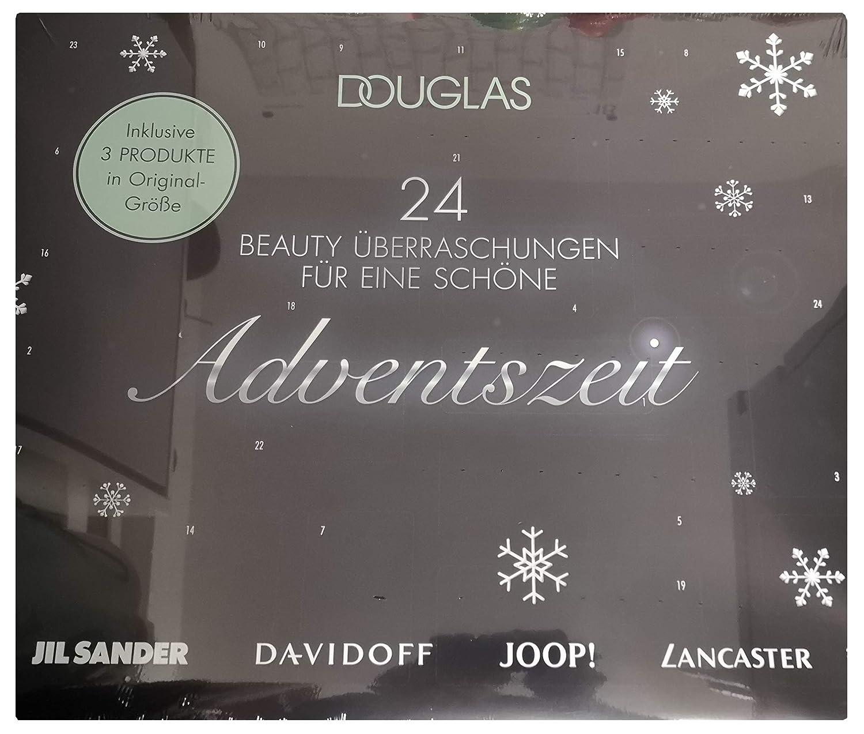 Douglas Adventskalender - 24 Beauty Überraschungen für Damen - Beauty - Kosmetik - Limitiert Coty