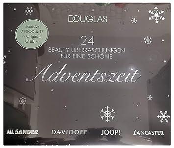 Weihnachtskalender Bei Douglas.Douglas Adventskalender 24 Beauty überraschungen Für Damen Beauty Kosmetik Limitiert