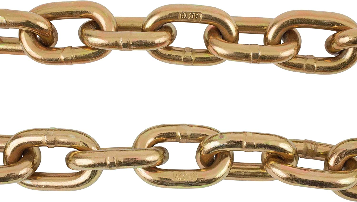 Transport Chains 4 4 and Ratchet Binder Boomer Mytee Products 3//8 12 G70 Chain