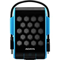 ADATA HD720 1TB USB 3.0 Waterproof/ Dustproof/ Shock-Resistant External Hard Drive, Blue (AHD720-1TU3-CBL)