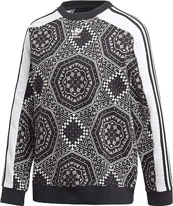 adidas W Sweater: : Bekleidung