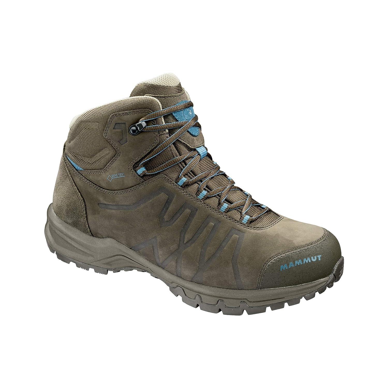 Mammut Wander-Schuh Ultimate Pro Low GTX, botas de Senderismo para Hombre marrón (Bark Dark Cloud 000)