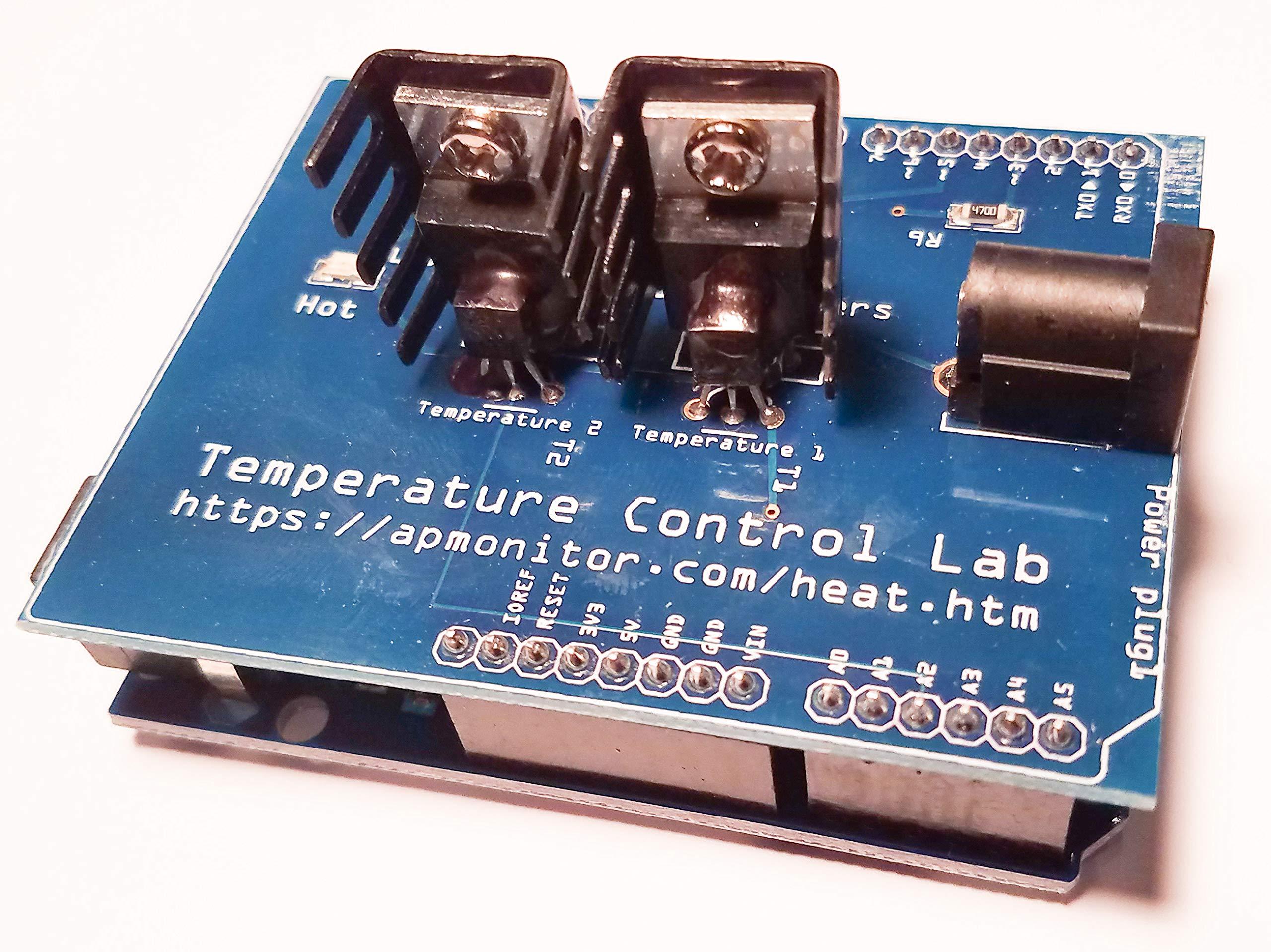Temperature Control Lab