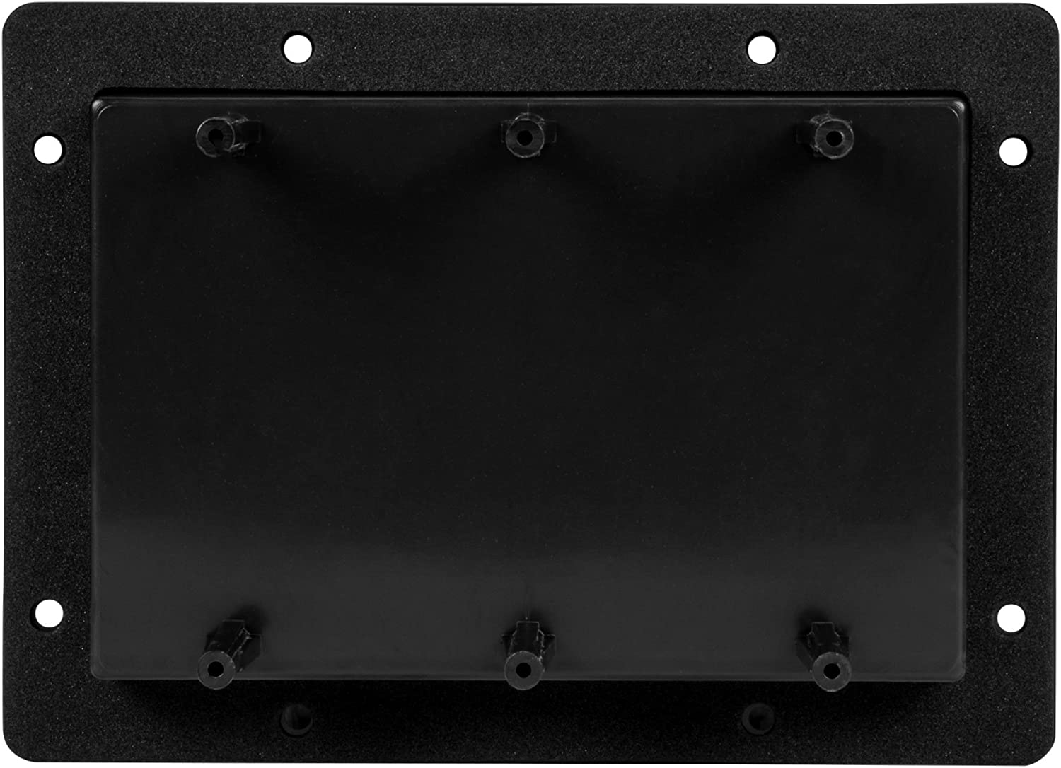 Parts Express 5 x 7 Speaker Input Terminal Plate Blank