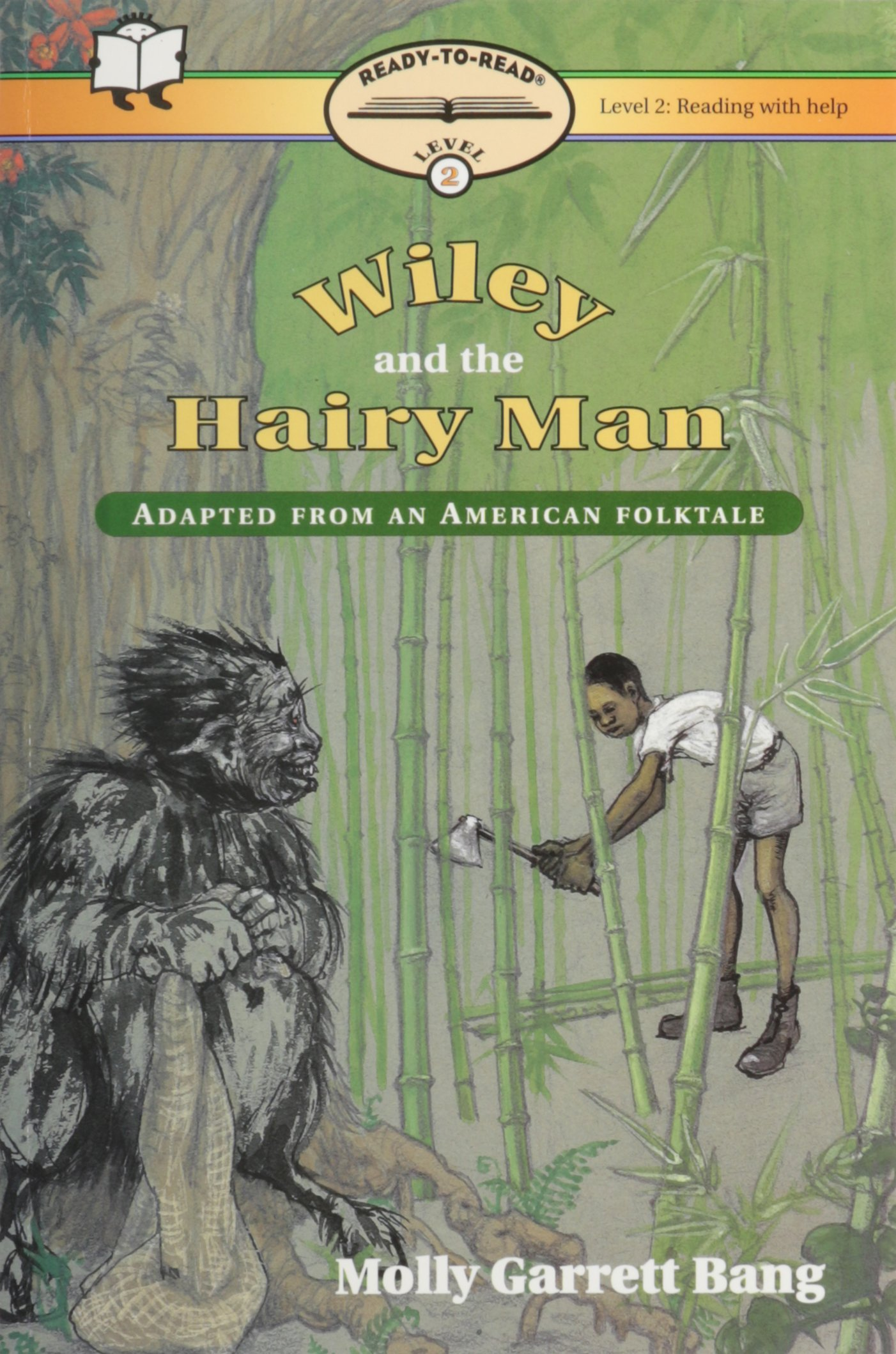 Wiley and the Hairy Man (1 Paperback/1 CD) ebook