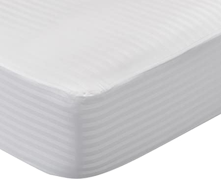 Pikolin Home - Protecton de colchón cutí, 100% algodón, 180x200cm-Cama 180 (Todas las medidas): Amazon.es: Hogar