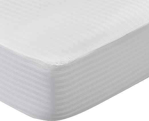 Pikolin Home - Protecton de colchón cutí, 100% algodón, 160x200cm ...