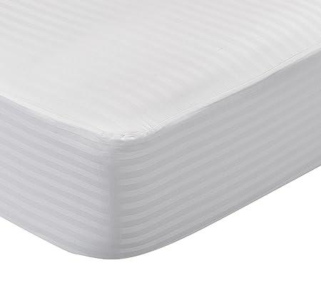 Pikolin Home Coprimaterasso trapuntato, impermeabile e traspirante, 80 x 190200 cm, letto singolo. Tutte le misure