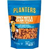 Planters Trail Mix, Spicy Nuts & Cajun Sticks, 6 oz