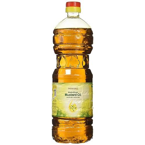 Patanjali Mustard Oil, 1L
