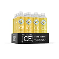 Deals on 12 Pack Sparkling Ice, Coconut Pineapple Sparkling Water