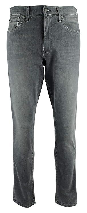 Polo Ralph Lauren Sullivan Slim Stretch Jeans para Hombre - Gris ...