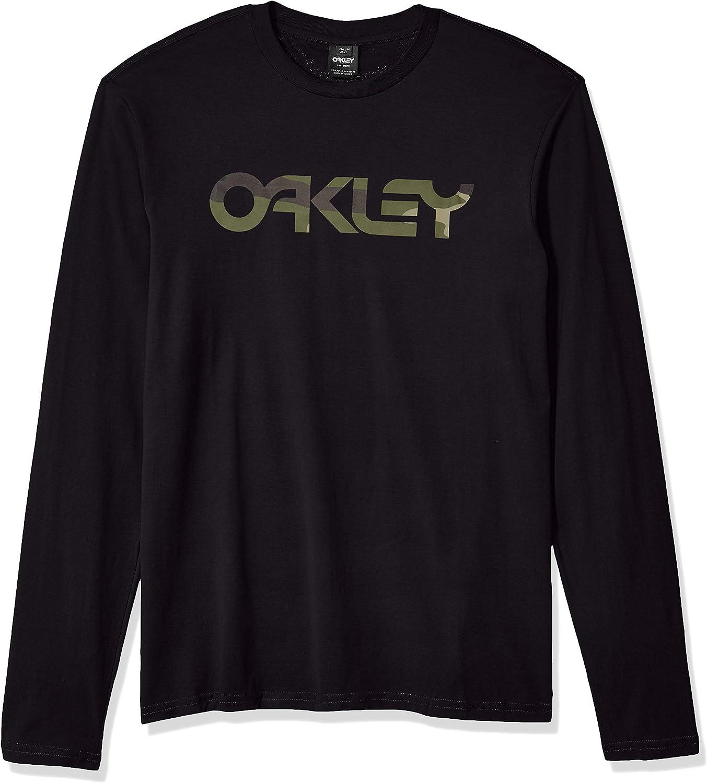 Oakley Camiseta De Manda Larga Mark II Negroout (L, Negro): Amazon.es: Ropa y accesorios