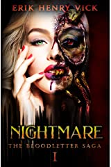 Nightmare: A Horror Novel (The Bloodletter Saga Book 1) Kindle Edition