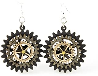 product image for Kinetic Gear Earring 4E